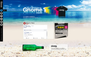 screen printing studio Gnome(ノーム) 様